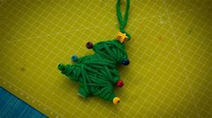 Tannenbaum Basteln Aus Naturmaterialien : tannenbaum aus pappe und wolle basteln unser kreativblog ~ Eleganceandgraceweddings.com Haus und Dekorationen