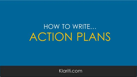 structure  small business action plan excel