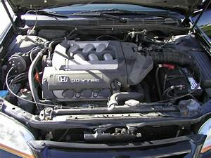 2001 Accord Vtec Change Spark Plugs  Wires