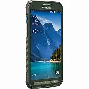 Samsung Galaxy S5 Active SM-G870A 16GB AT&T SAG870AGRN B&H
