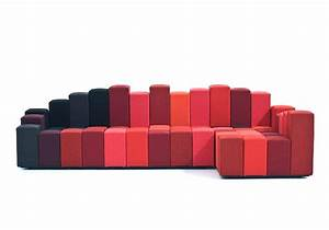 Canape de design original par le createur ron arad for Canape original design