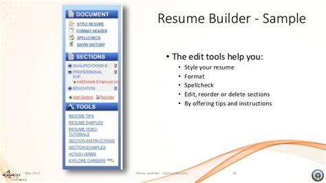 Resume Builder Tool by Resume Builder Tool