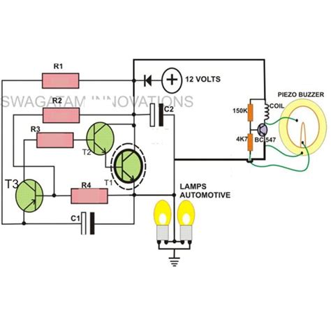 Simple Hobby Electronic Circuits Circuit Diagram Centre