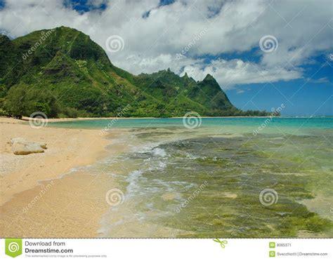 bali hai kauai stock image image