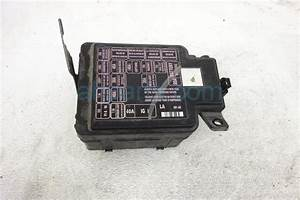 2000 Honda Civic Engine Fuse Box 4dr  Dx 38250