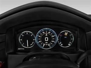 Image: 2015 Cadillac Escalade 4WD 4-door Luxury Instrument