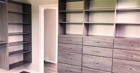 Closet Redesign by Professional Closet Remodel In Makefield Closets For Less