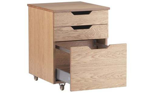 mobile under desk pedestals studybed