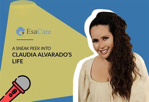 A Sneak Peek into Claudia Alvarado's Life - ESA Care