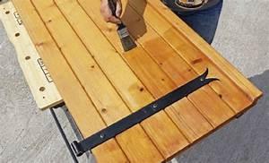 Decaper Volet Bois Lasure : relooker un meuble en bois immobilier et habitat ~ Nature-et-papiers.com Idées de Décoration