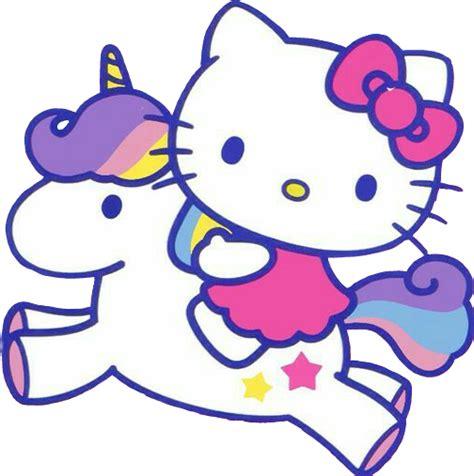 unicornremix  kitty rainbow fantasy