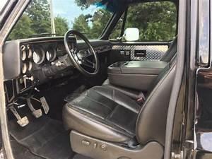 Custom 1987 Chevy Silverado C30 Crew Cab Cummins Diesel 5
