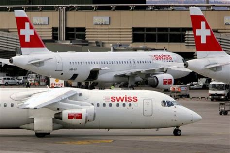 swiss siege une rixe dans un avion causée par un dossier de siège 04
