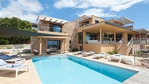 maison prestige corse amazing location de villa avec With location maison sud france avec piscine 0 location vacances maison de luxe coti chiavari maison de
