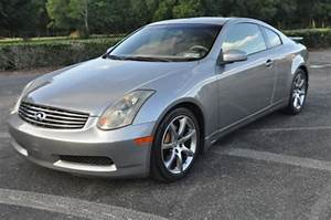 Purchase Used 2004 Infiniti G35 Coupe Limited Edition 6spd