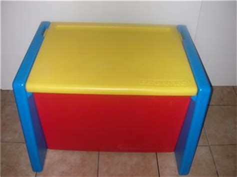 Fisher Price Box Play Desk by Vintage Fisher Price Box Play Desk 1989 Ebay