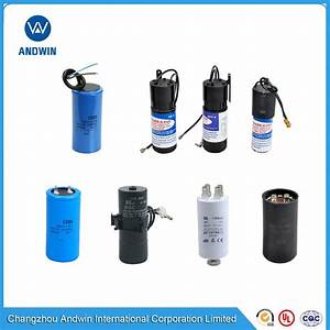 China Ac Motor Run And Start Capacitor For Air Conditioner