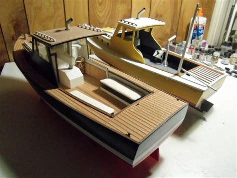 Lobster Boat Wood Model by Used Sailboats For Sale Florida Building Midwest Lobster