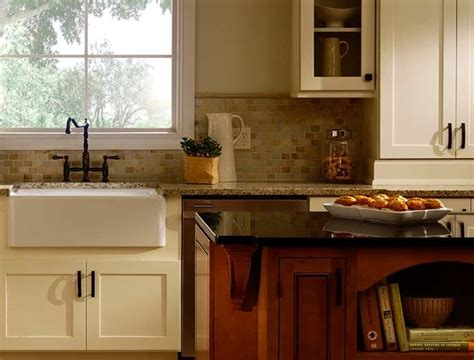 kitchen cabinets ideas if not the copper sink then the white one takes 2nd place 6444