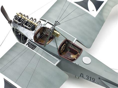 build review  wingnut wings jeannin stahltaube scale