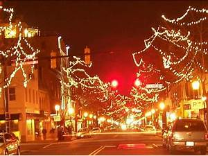 King Street's Twinkling Lights to Be Turned Off Soon | Old ...