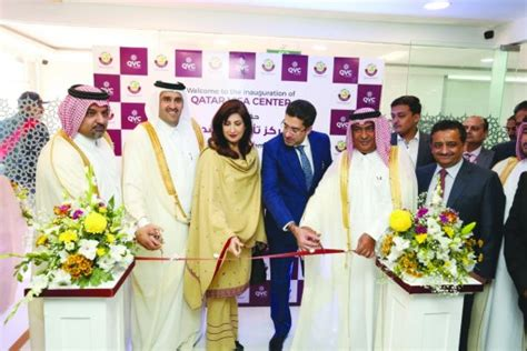 qatar visa center inaugurated  karachi  peninsula qatar