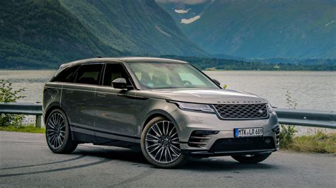 Land Rover Range Rover Velar Picture by New 2019 Range Rover Velar Svr Rear High Resolution