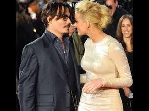 Amber Heard, Johnny Depp Are Engaged! - YouTube