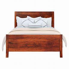 Georgia Modern Solid Wood Handmade Full Size Platform Bed