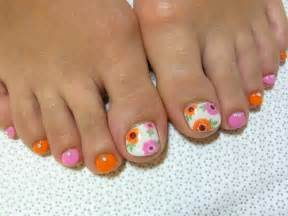 Summer toe nail designs images pictures becuo