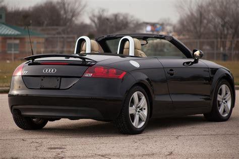 2008 Audi Tt Convertible, Carfax Certified, Heated Seats