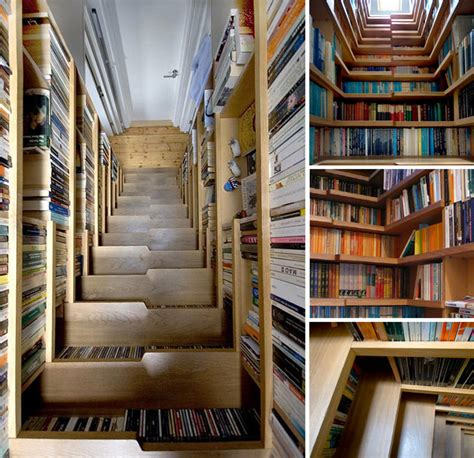 Open Kitchen Shelving Ideas - 10 amazing and creative staircase design ideas rethinking the future rtf