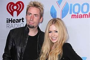 Avril Lavigne and Nickelback's Chad Kroeger Have Separated ...
