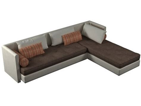 nomade convertible sofa 3d model ligne roset