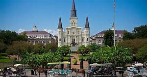 Map of New Orleans Attractions | Sygic Travel