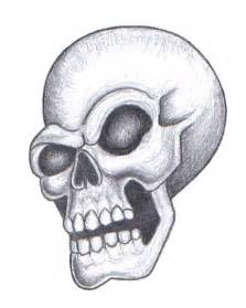 Skull Tattoo Designs Drawings