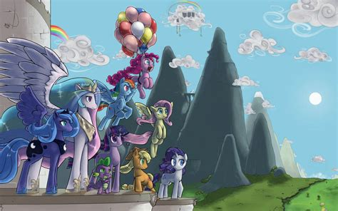 pony friendship  magic hd wallpapers  hd