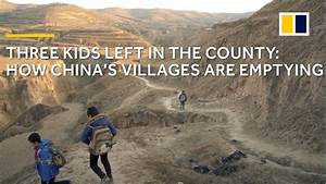 Extreme poverty in China: Only 3 kids left in a shrinking ...