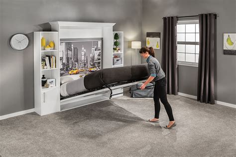 murphy bed kits woodworking network