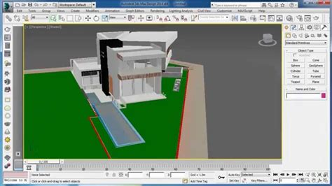 export archicad   ds max youtube