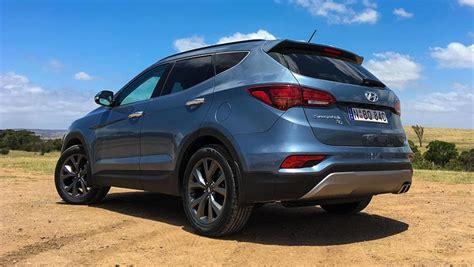 Hyundai Santa 2017 by Hyundai Santa Fe 30 Special Edition V6 2017 Review Carsguide