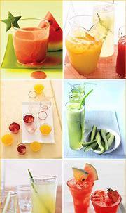 Summer Fruit Beverages to Keep You Coooool | Summer ...