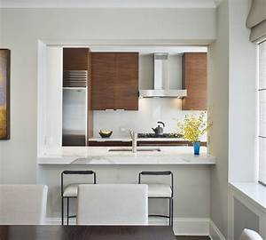 Dining Room - Modern - Kitchen - new york - by Laurie