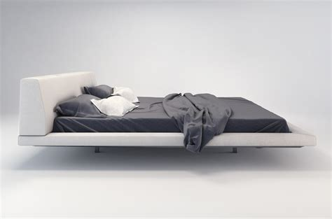 jane modern fabric bed  modloft nova interiors