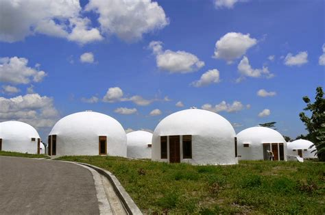 Bali Indonesia Holiday Travels: Dome House, A Teletubbies ...