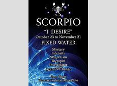 Scorpio Quotes On Life QuotesGram