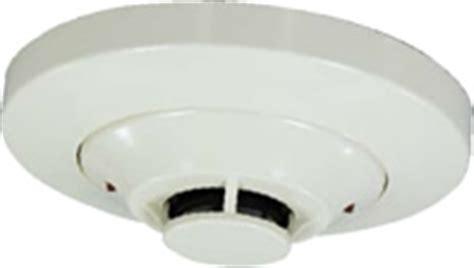 System Sensor Photoelectric Smoke Detector Low Profile
