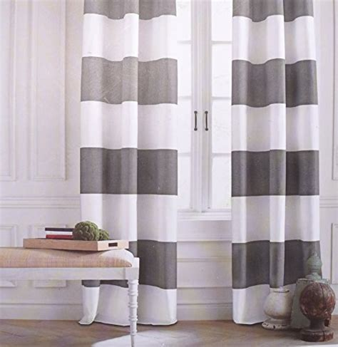 Hilfiger Curtains Special Chevron by Top Best 5 Striped Curtains For Sale 2017 Product