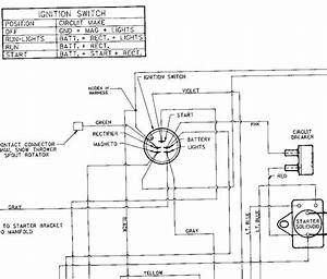 Wiring Diagram Tractor Ignition Switch