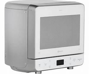 Mikrowelle Mit Dampfgarfunktion : bauknecht mw 39 sl mikrowelle freistehend silber neu ebay ~ Orissabook.com Haus und Dekorationen